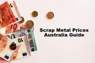 Scrap Metal Prices Guide Alice Springs 2017/2018/2019